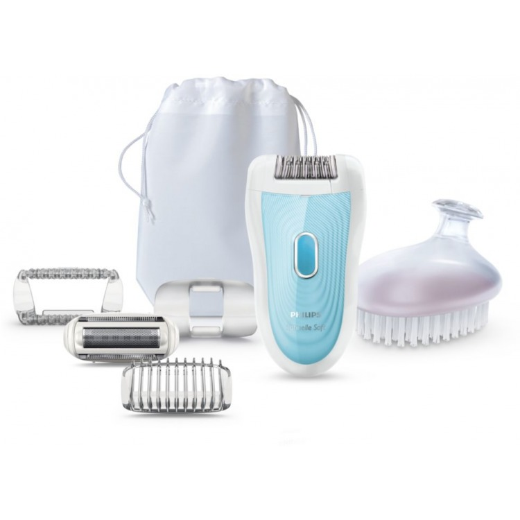 PHILIPS Epilator Satin Soft HP6522/01 wet&dry