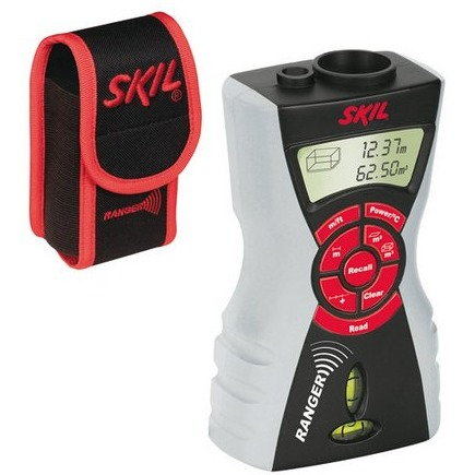 Image of SKIL 0520 AA Ultrasone afstandsmeter Meetbereik (max.) 15 m Kalibratie: Zonder certificaat