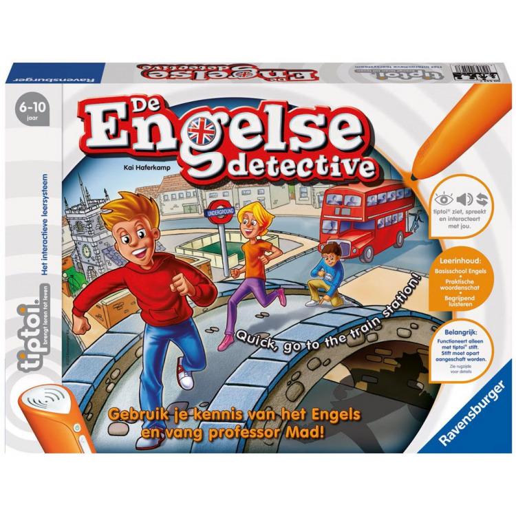 Tiptoi De Engelse Detective