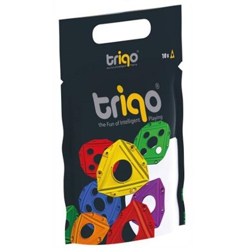 TriQo Booster pack driehoek geel: 10 stuks (010110)