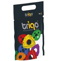 TriQo Booster pack driehoek grijs: 10 stuks (010190)