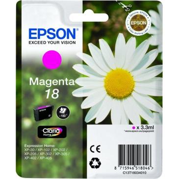 Epson 18 MAGENTA Inkt