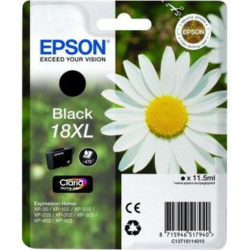 Epson Inktpatroon XL »T181140«