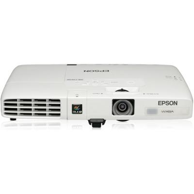 Epson EB-1761W - LCD beamer/projector - WXGA - 2600 ANSI-lumen - Wit