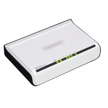 Eminent 10/100/1000 Mbps networking Switch 8 ports