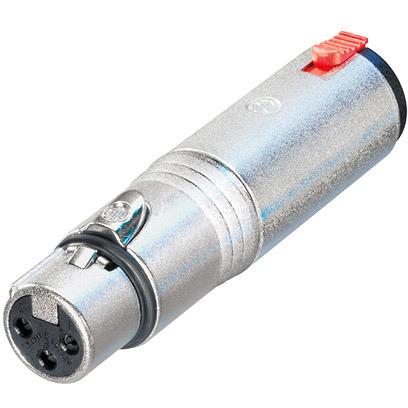 3p XLR NA3FJ adapter