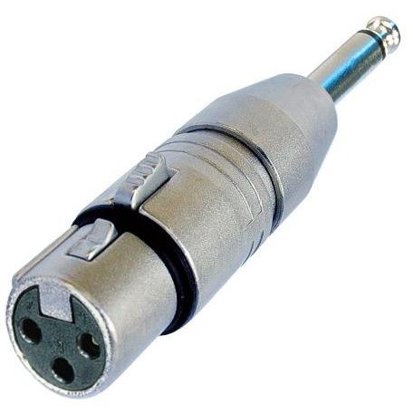 3p XLR NA2FP adapter