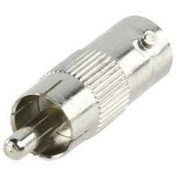 BNC contra RCA adapter