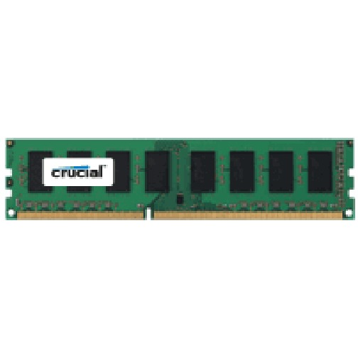 Image of 4 GB ECC Registered DDR3L-1600
