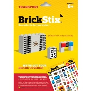 BrickStix Stix: transport -