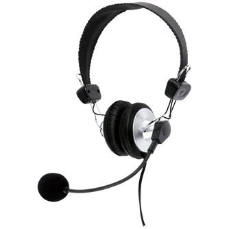 Image of Comfortabele stereo headset - König