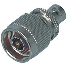 N-plug BNC-kontra adapter