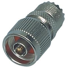 N-plug UHF-kontra adapter