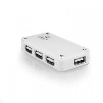 EW1120 4-poort USB-Hub Wit