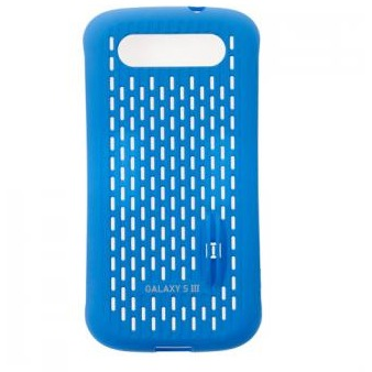Image of Anymode Coin Cool Case Voor Galaxy S3 (Blauw)