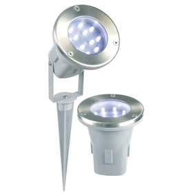 Image of 3 LED tuinlampen met steekpin - Ranex
