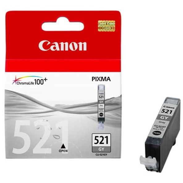 Canon Inktcontainer »CLI-521GY«