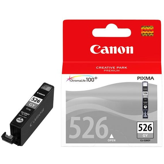 Canon Inktpatroon »CLI-526 GY«