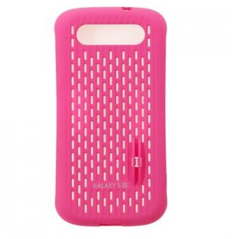 Image of Anymode Coin Cool Case Voor Galaxy S3 (Pink)