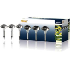 Led Solar Tuinlamp Met Spies 3 Led 3 Ranex kopen