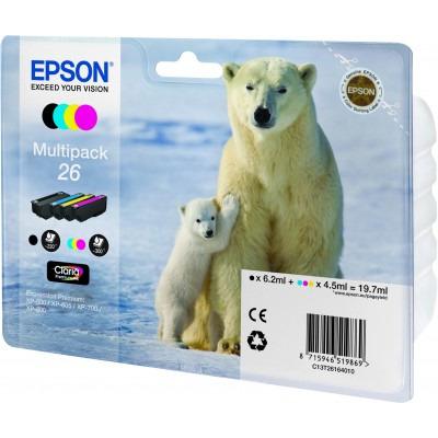 Epson Set inktpatronen »T261640«