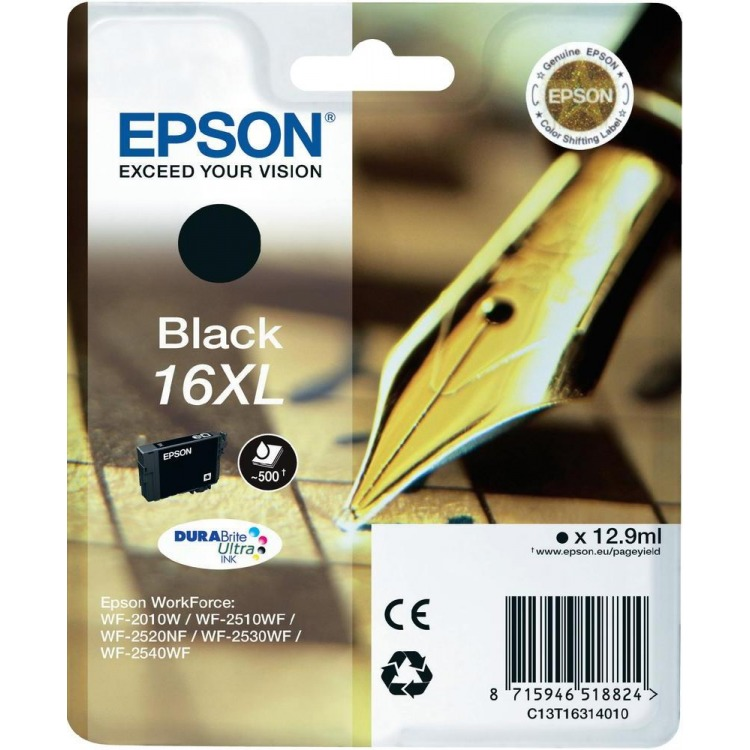 Epson Inktpatroon XL »T163140«