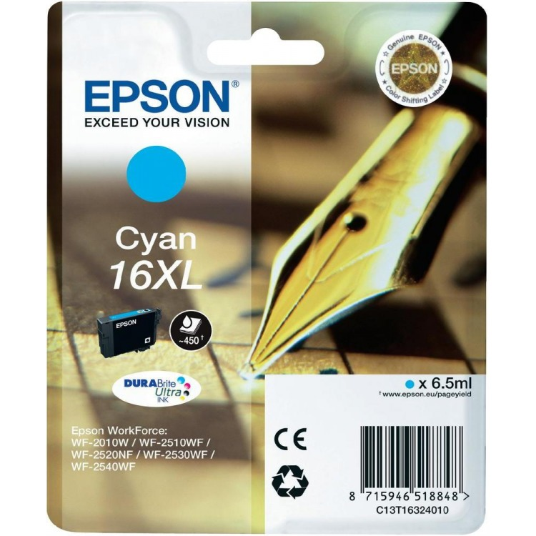 Epson Inktpatroon XL »T163240«