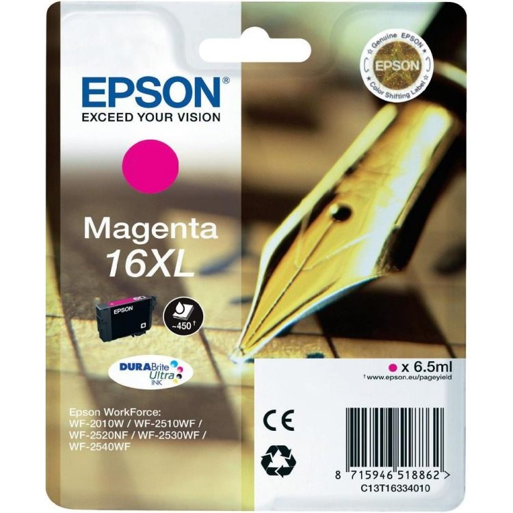 Epson Inktpatroon XL »T163340«