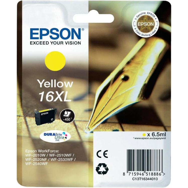 Epson Inktpatroon XL »T163440«