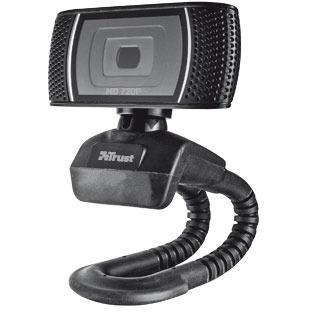 Alternate-Trust Trino HD Video Webcam 18679-aanbieding