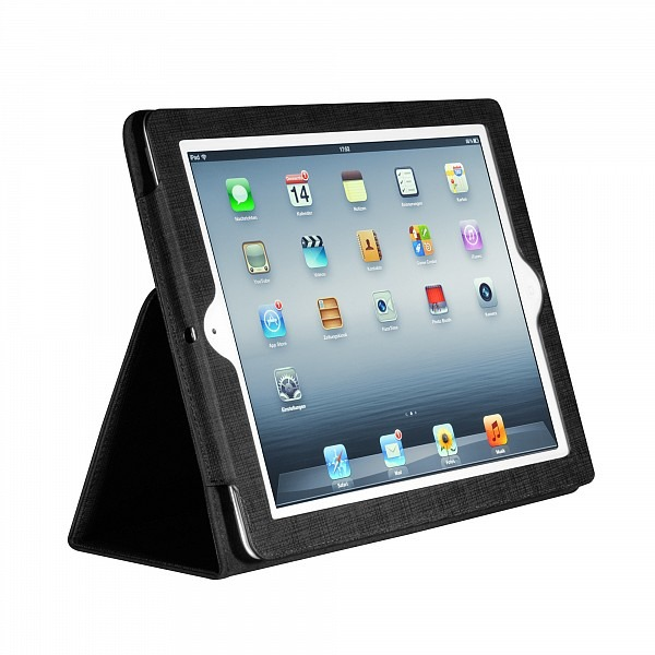 Image of Bugatti Folder for Apple new iPad Black