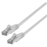 CAT 6 netwerk kabel 0,50 m grijs