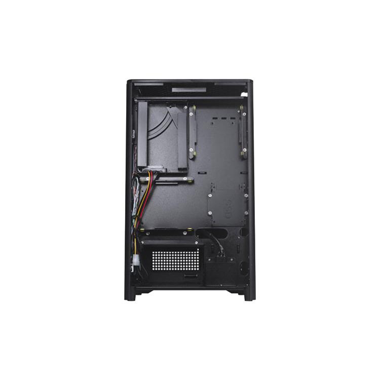 Geh Silverstone SST-FT03B       Tower mATX USB3      zwart r