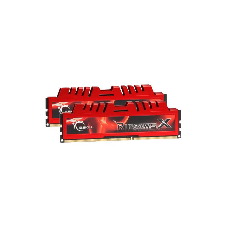 G.Skill geheugenmodules 8GB (4GB x2) DDR3