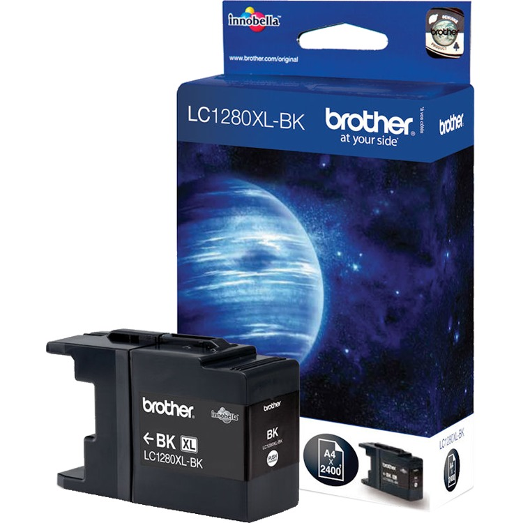 Brother Inktpatroon »LC-1280XL BK«