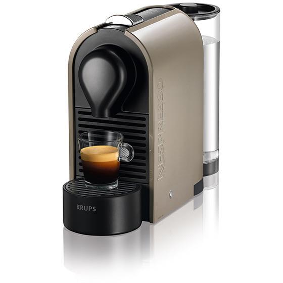Krups XN250A U Pure Grey Nespresso