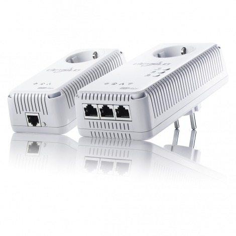 dLAN 500 AV Wireless+ Starter