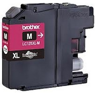 Brother LC-125XLM Magenta