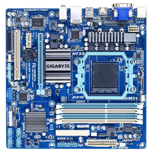 Gigabyte moederborden GA-78LMT-USB3 (rev. 4.1)