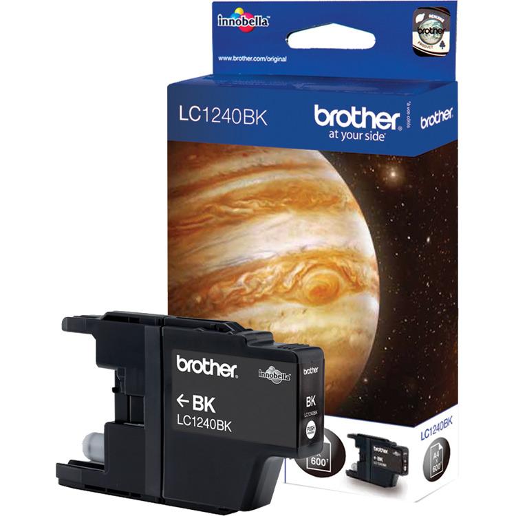Brother Inktpatroon »LC-1240BK«