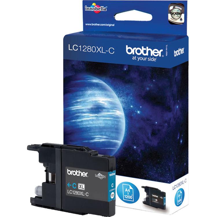 Brother LC-1280 - Inktcartridge / Cyaan