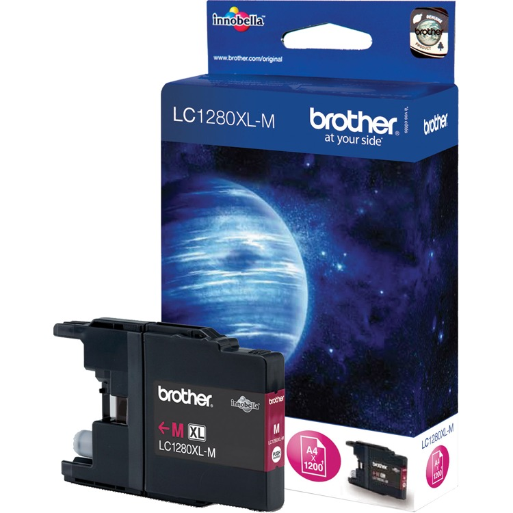 Brother Inktpatroon »LC-1280XL M«