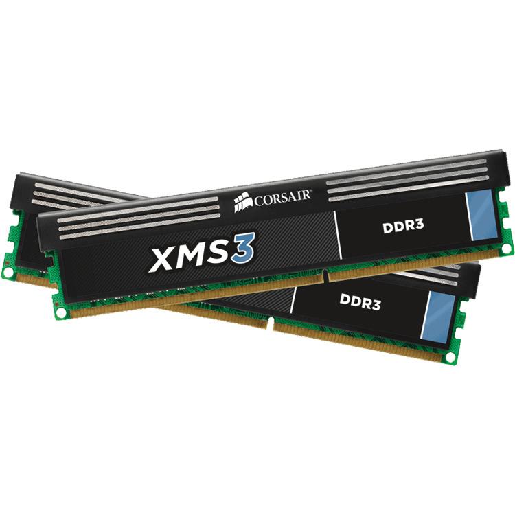 XMS3 1333 8GB (2x4GB)