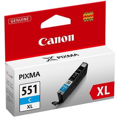 Canon Inktpatroon »CLI-551C XL«