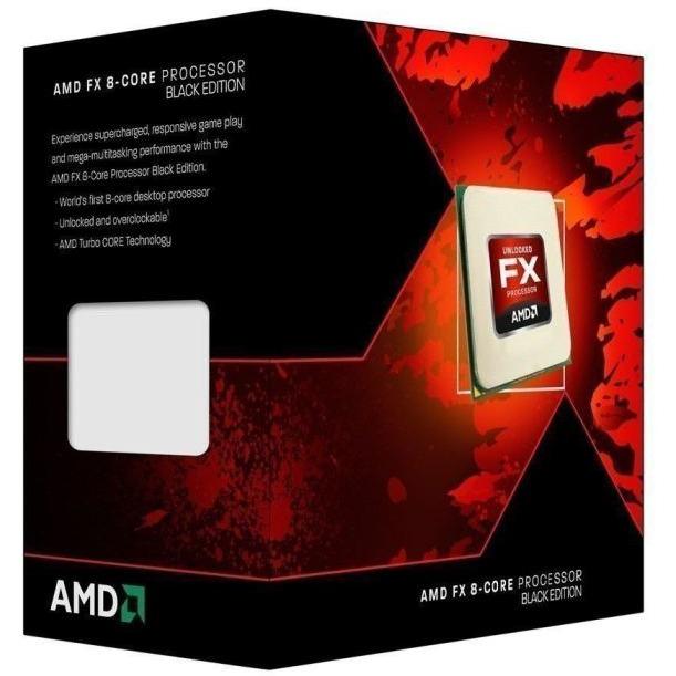 AMD FX-8320 Black Edition