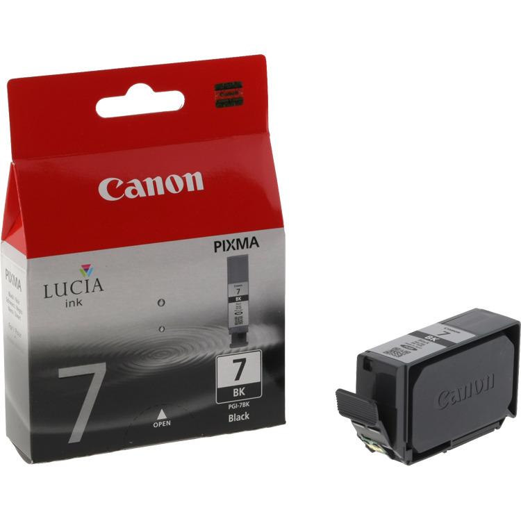 Canon Inktpatroon »PGI-7BK«
