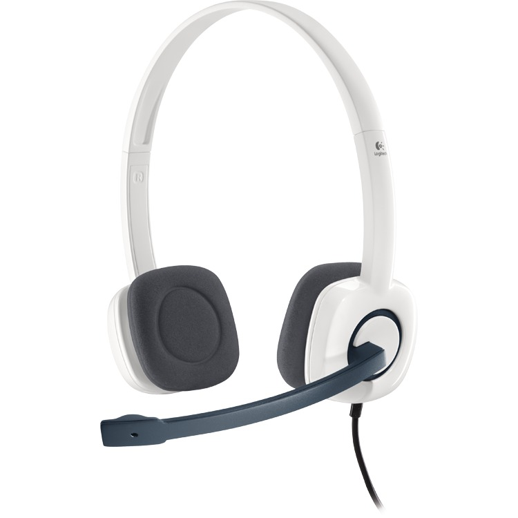 Logitech H150 Wit Headset