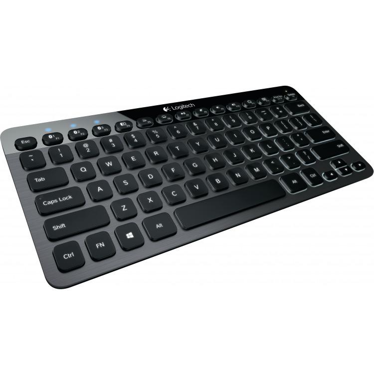 Image of Bluetooth Illuminated Keyboard K810