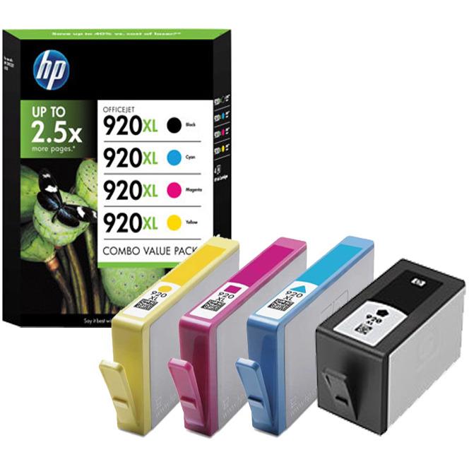 HP Inktpatronenset »C2N92AE« nr. 920XL