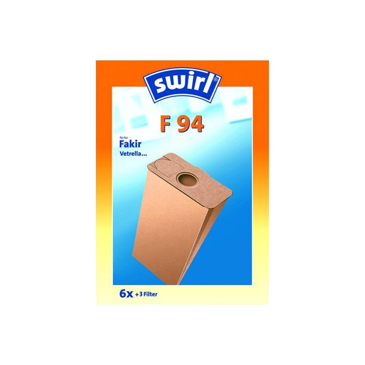 Swirl F 94 Classic Staubfilterbeutel